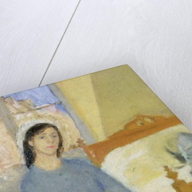 The Artist in her Room in Paris by Gwen John
