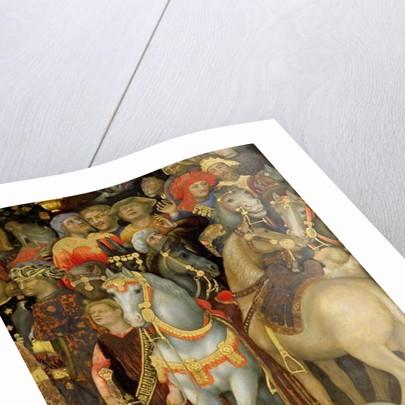 The Adoration of the Magi by Gentile da Fabriano
