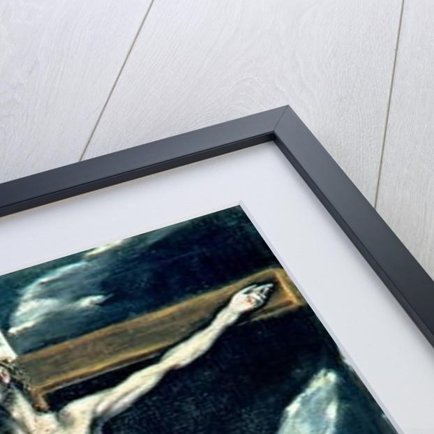 Crucifixion by El Greco