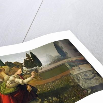 Angel Gabriel by Leonardo da Vinci