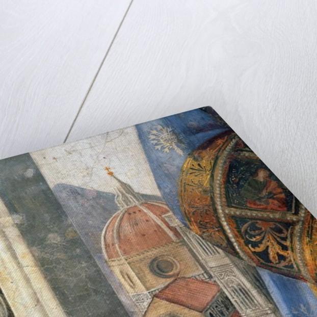 The duomo by Domenico Ghirlandaio