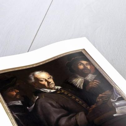Concert, 1605-56 by Dirck Hals