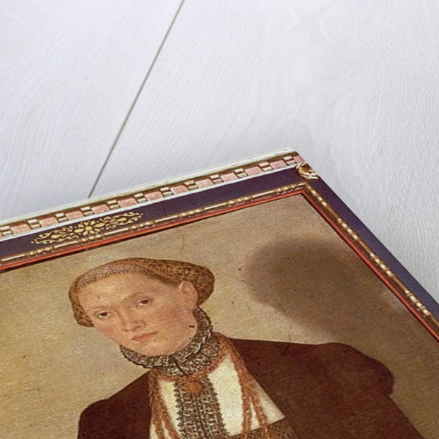 Portrait of Margarethe Luther by Lucas the Younger Cranach