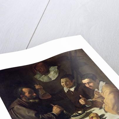 Luncheon, c.1617 by Diego Rodriguez de Silva y Velazquez