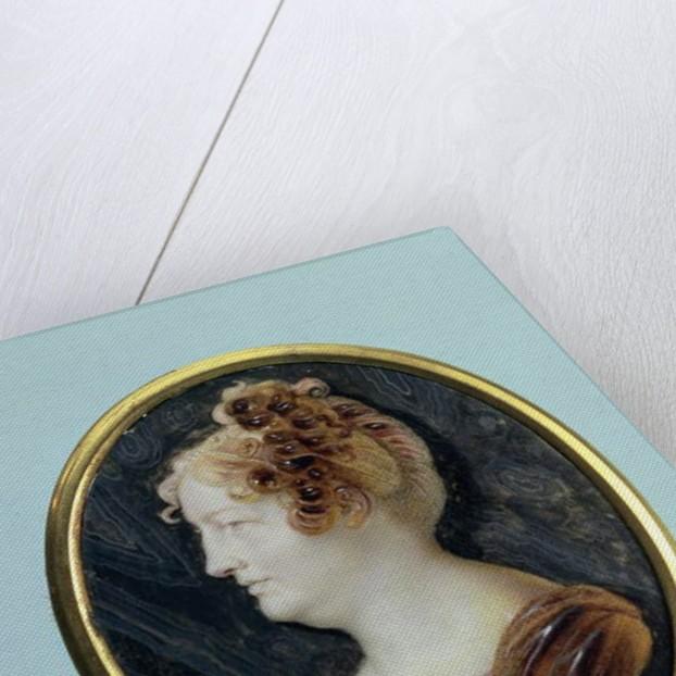 Portrait of Maria Alekseyevna Naryshkina, c.1817-25 by Anthelme Francois Lagrenee
