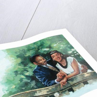 Coretta's Courtship by Colin Bootman