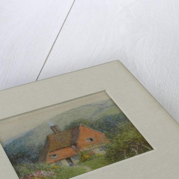 Brick Cottage by Helen Allingham