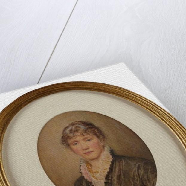 Self Portrait by Helen Allingham