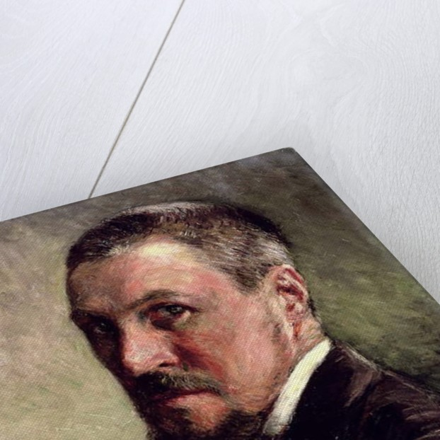 Self Portrait by Gustave Caillebotte