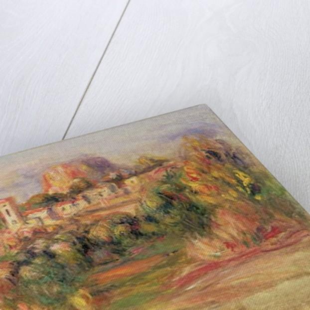 Cagnes, c.1900 by Pierre Auguste Renoir