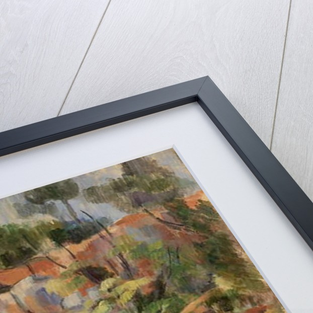 Bibemus, 1894-95 by Paul Cezanne