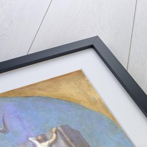 Prometheus by Pierre Puvis de Chavannes