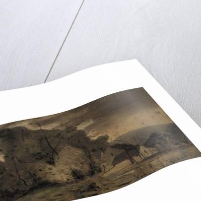 Landscape, 1796 by Jean Baptiste Camille Corot