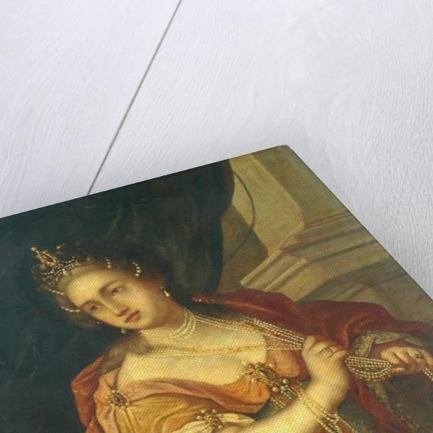 Queen Esther by Giovanni Battista Moroni