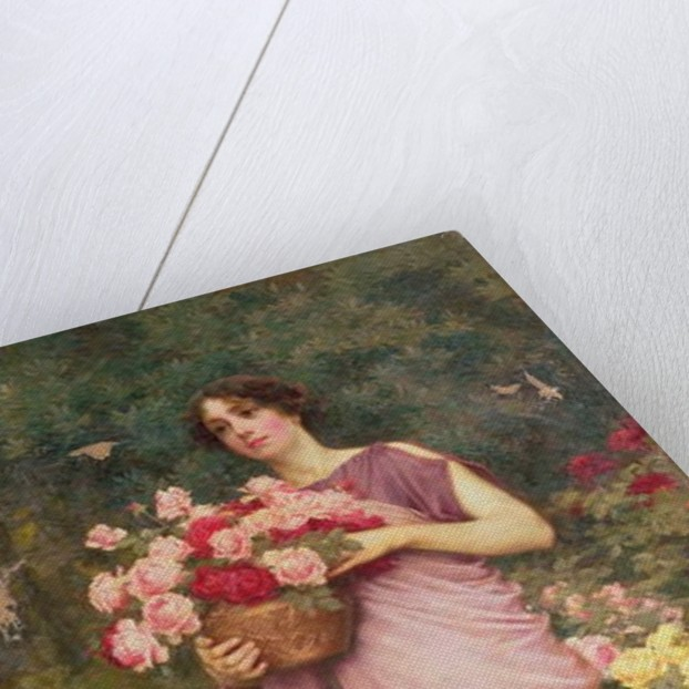 In the Garden of Roses by Richard Willes Maddox