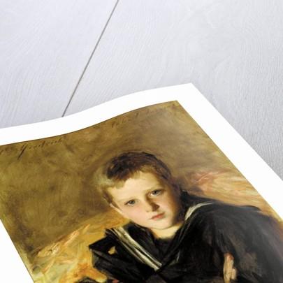 Portrait of Caspar Goodrich by John Singer Sargent