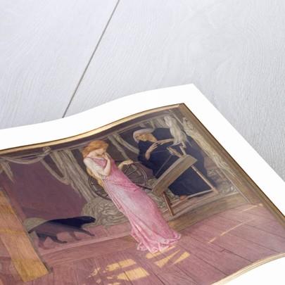 Sleeping Beauty: The Princess Pricks her Finger by John Dickson Batten