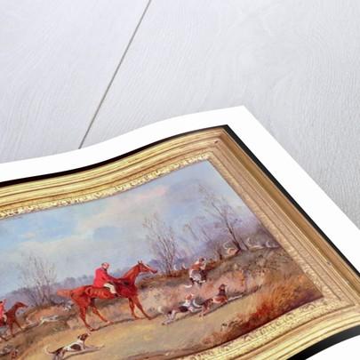 Tally Ho! Samuel Henry Alken Jnr, 19th century by Samuel Henry Alken