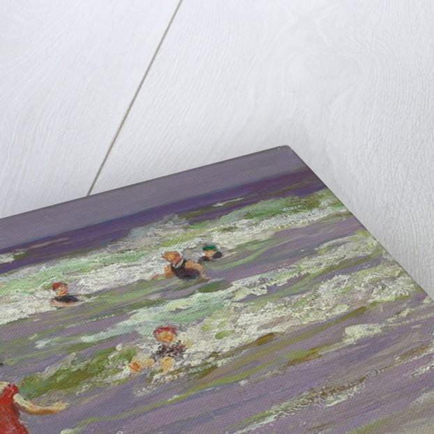 Little Sea Bather by Edward Henry Potthast