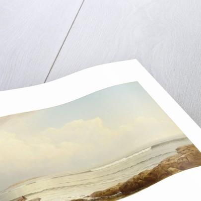 Coastal Scene, 1872 by William Trost Richards