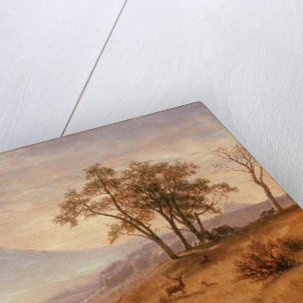 Mount Hood, 1863 by Albert Bierstadt