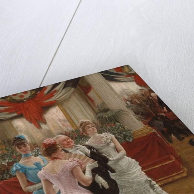 Les Demoiselles de Province by James Jacques Joseph Tissot