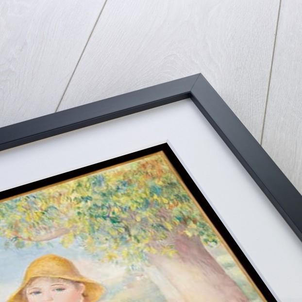 L'Enfant au sein, 1886 by Pierre Auguste Renoir