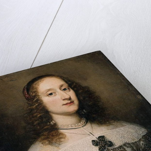 Portrait of Woman by Anonymous