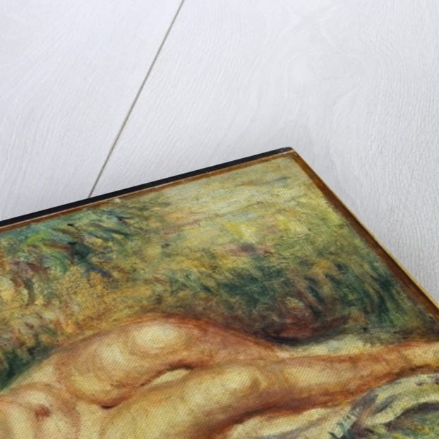 Outstretched Nude by Pierre Auguste Renoir