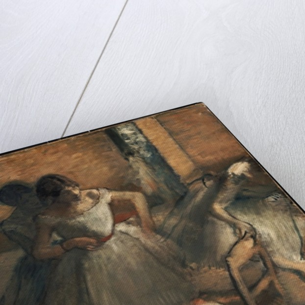 Dancers, 1895-1900 by Edgar Degas