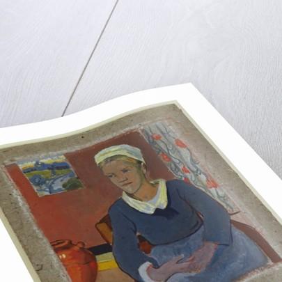 Louise, or The Breton Servant, 1890 by Paul Serusier