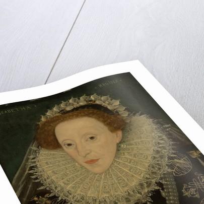 Portrait of Queen Elizabeth I, c.1580 by English School