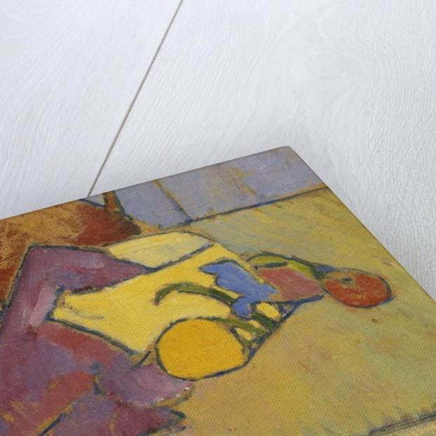 The Yellow Saucepan by Alexej von Jawlensky