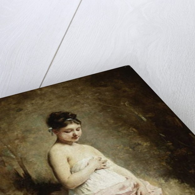 The Bather by Charles Joshua Chaplin