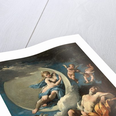 Diana and Endymion by Michele Rocca