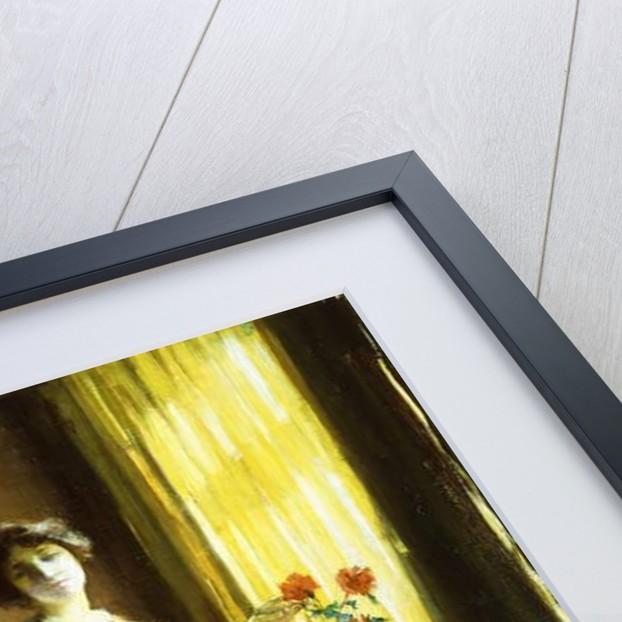 Sunny Window by Francis Coates Jones