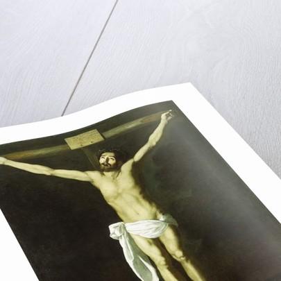 The Crucifixion by Francisco de Zurbaran