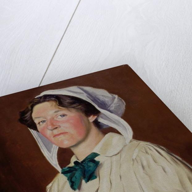 Janet Elisabeth Ashbee, 1910 by William Strang