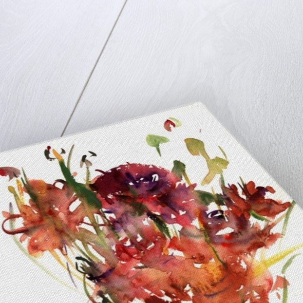 Renoncules, 2001 by Claudia Hutchins-Puechavy