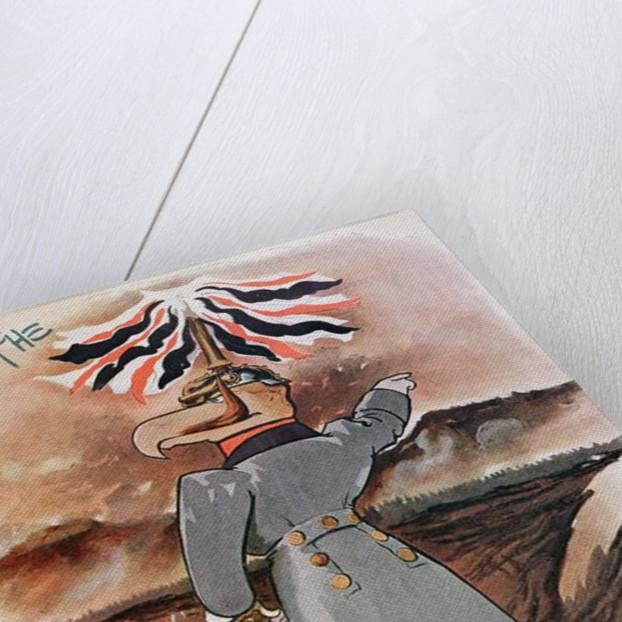 Kaiser Wilhelm II c.1902 by Emmanuel Poire Caran D'Ache