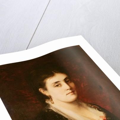 Madame Adrien Proust, 1880 by Anaïs Beauvais