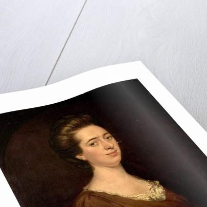 Portrait of a Lady by British School