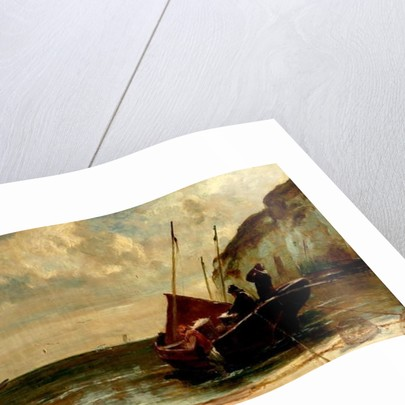 Unloading the Catch by Edwin Ellis