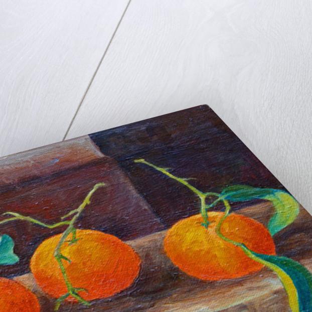 Fruit on a Shelf by Cristiana Angelini