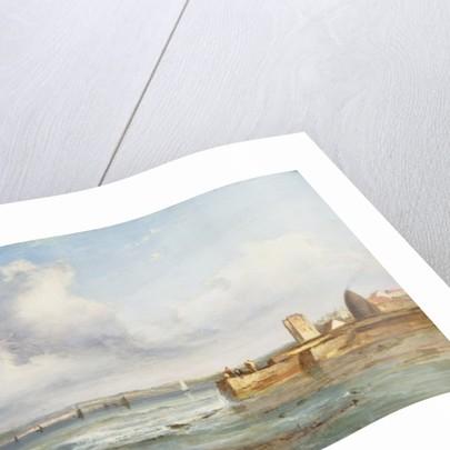 Portobello Sands by Andrew Wilson