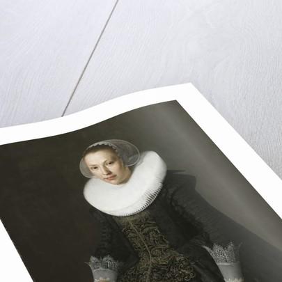 Portrait of a Lady, c.1630 by Nicolaes (1590-1653) Eliasz