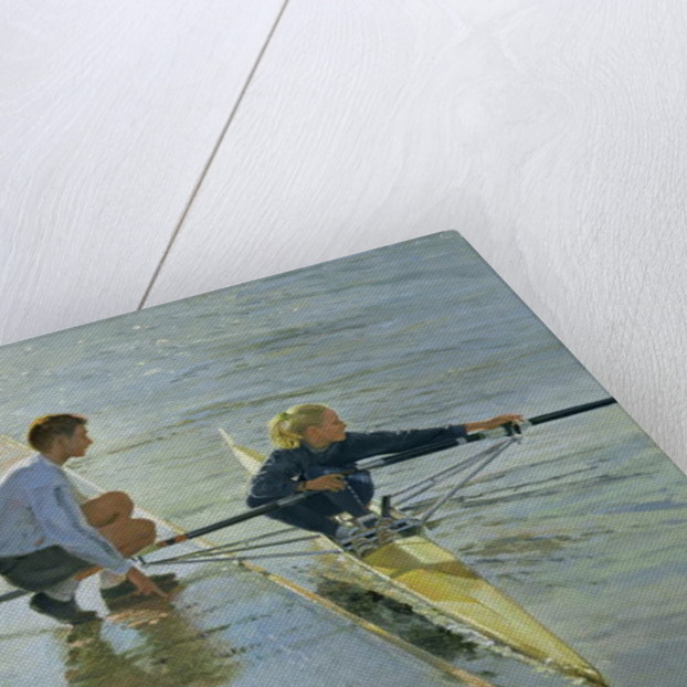 Adjustments at Henley by Timothy Easton