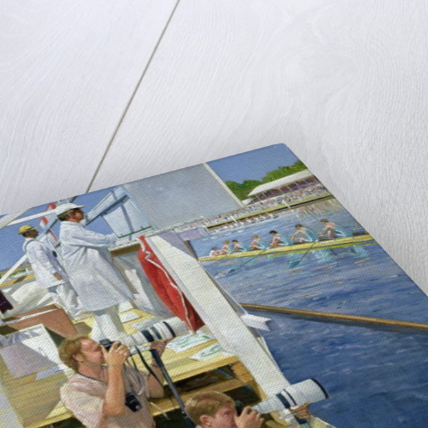 Passing the Scoreboard, Henley by Timothy Easton