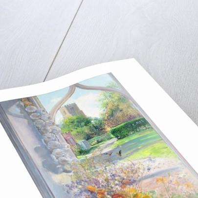 Roussillon Landscape by Timothy Easton