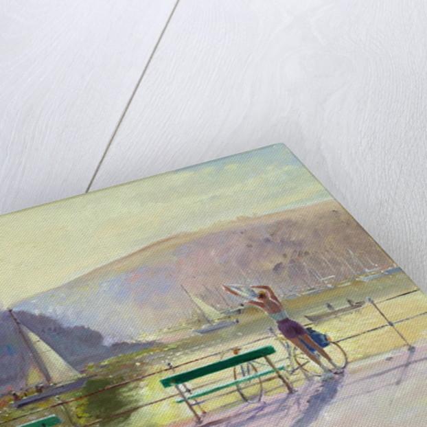 Coastal Rider by Timothy Easton